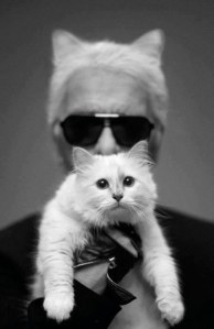 In KARL (&Choupette) WE trust...
